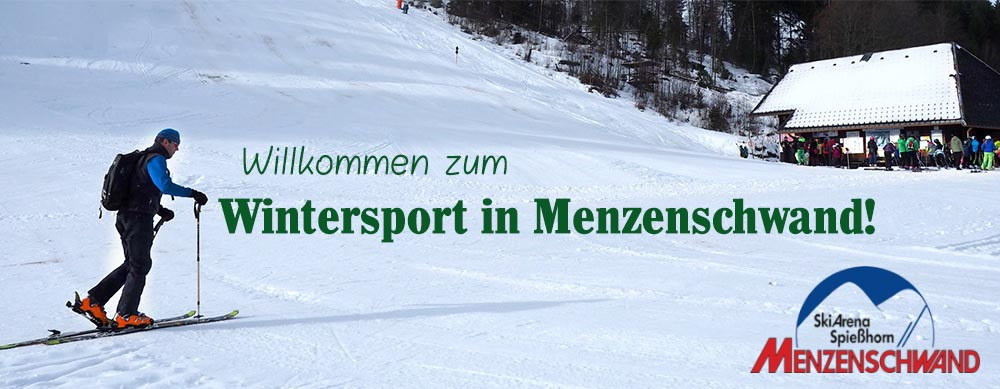 Wintersport in Menzenschwand